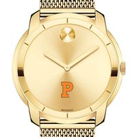 Princeton University Men's Movado Gold Bold 44
