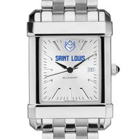 Saint Louis University Men's Collegiate Watch w/ Bracelet