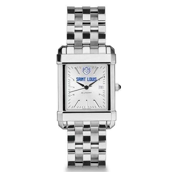 Saint Louis University Men's Collegiate Watch w/ Bracelet - Image 2