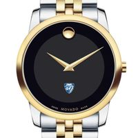 Johns Hopkins Men's Movado Two-Tone Museum Classic Bracelet