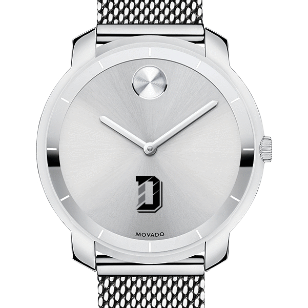 Davidson College Women's Movado Stainless Bold 36