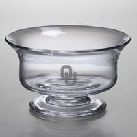 Oklahoma Medium Glass Revere Bowl by Simon Pearce
