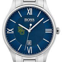 Baylor University Men's BOSS Classic with Bracelet from M.LaHart