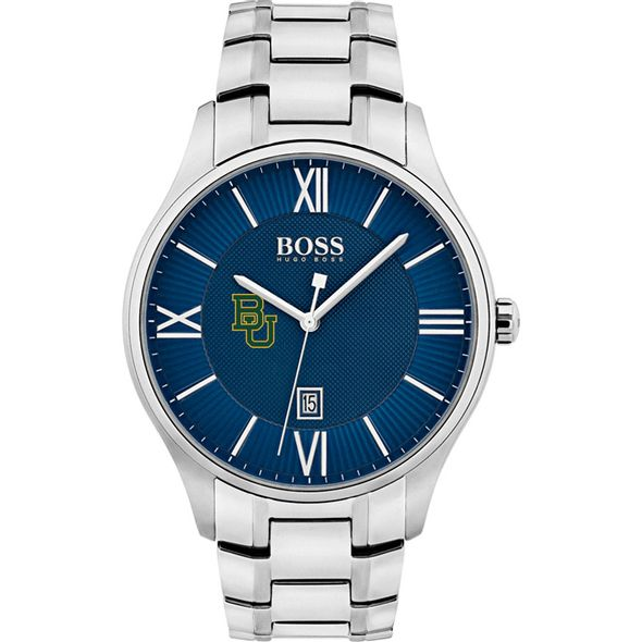 Baylor University Men's BOSS Classic with Bracelet from M.LaHart - Image 2