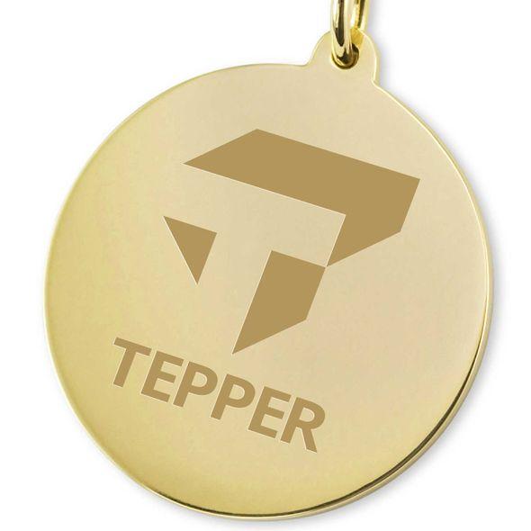 Tepper 18K Gold Charm - Image 2