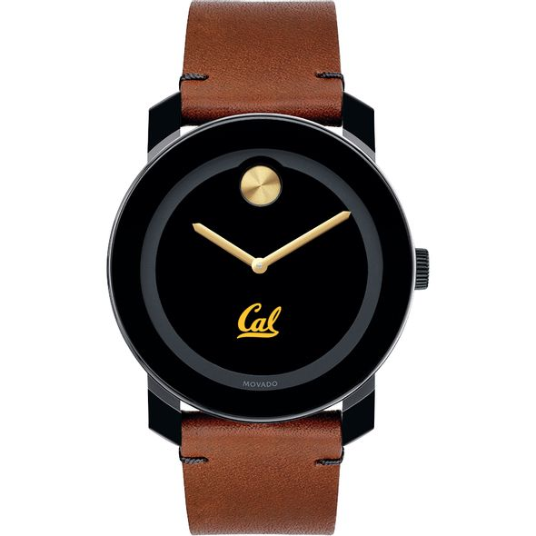 Berkeley Men's Movado BOLD with Brown Leather Strap - Image 2