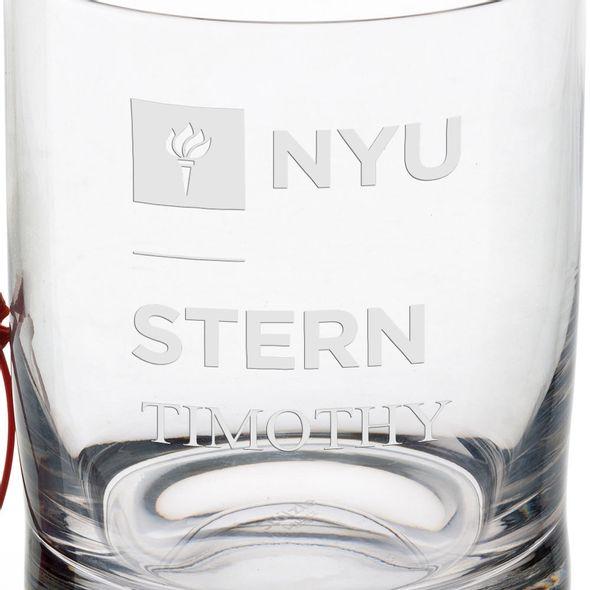 NYU Stern Tumbler Glasses - Set of 4 - Image 3