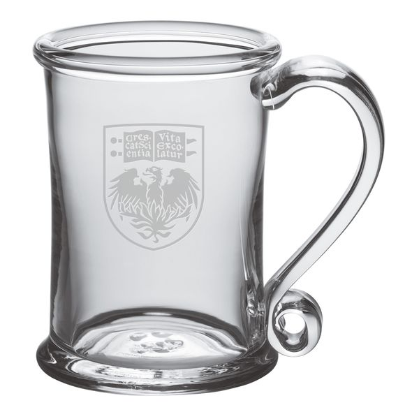 Chicago Glass Tankard by Simon Pearce