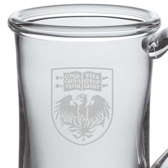 Chicago Glass Tankard by Simon Pearce - Image 2