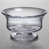 George Washington Simon Pearce Glass Revere Bowl Med