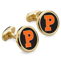 Princeton University Enamel Cufflinks