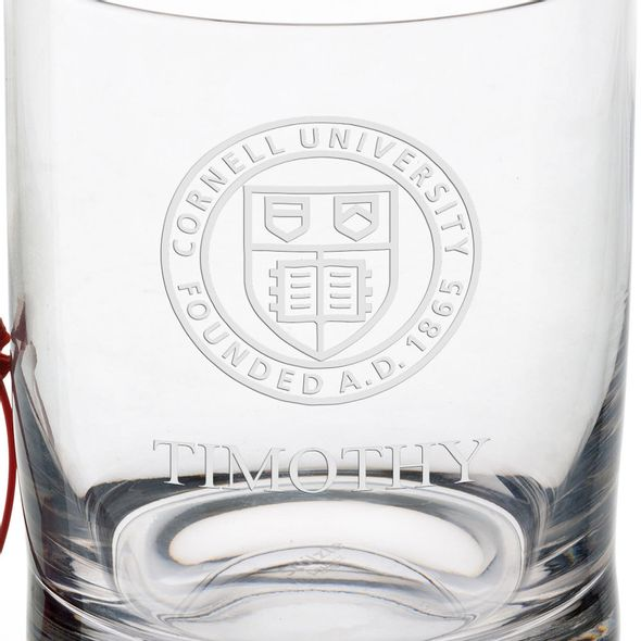 Cornell University Tumbler Glasses - Set of 2 - Image 3