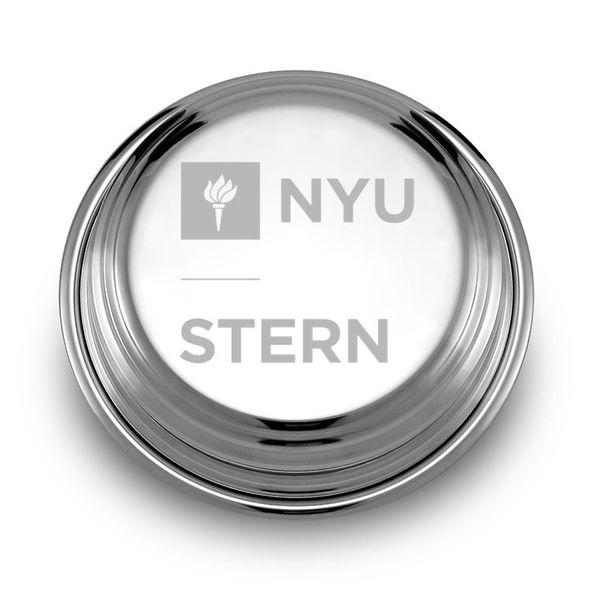 NYU Stern Pewter Paperweight - Image 1