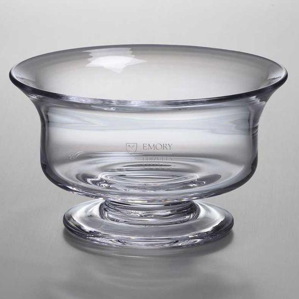 Emory Goizueta Simon Pearce Glass Revere Bowl Med