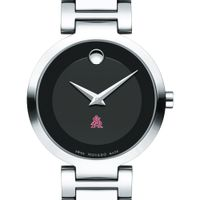 Arizona State Women's Movado Museum with Steel Bracelet