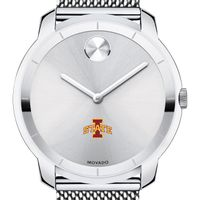 Iowa State University Men's Movado Stainless Bold 44