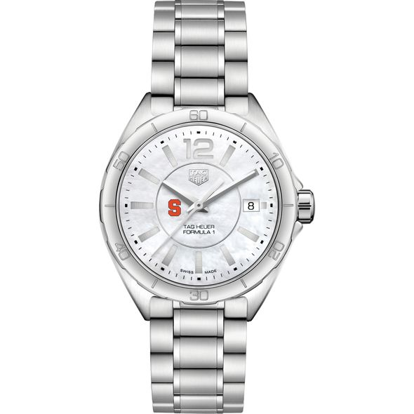 Syracuse University Women's TAG Heuer Formula 1 with MOP Dial - Image 2