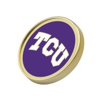 Texas Christian University Enamel Lapel Pin