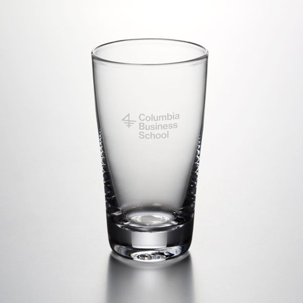 Columbia Business Ascutney Pint Glass by Simon Pearce - Image 1