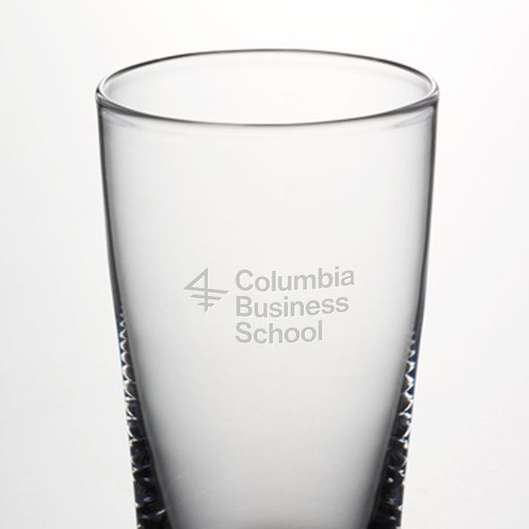 Columbia Business Ascutney Pint Glass by Simon Pearce - Image 2