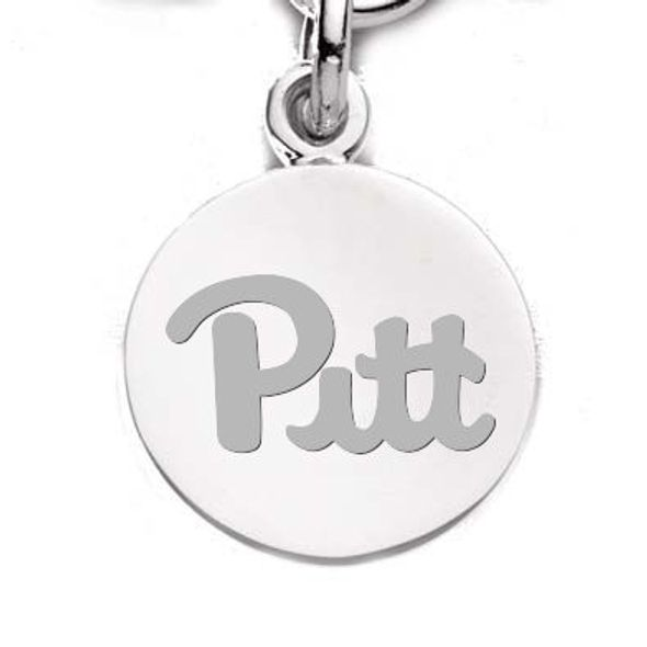 Pittsburgh Sterling Silver Charm