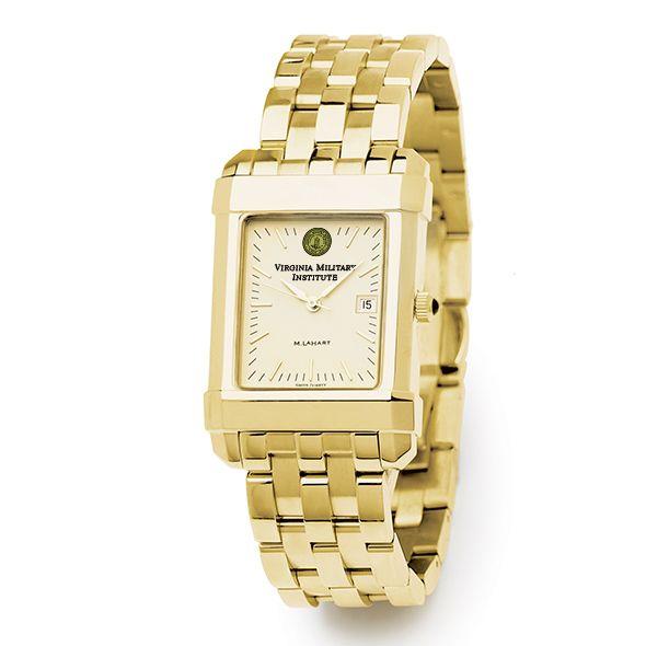 VMI Men's Gold Quad Watch with Bracelet - Image 2