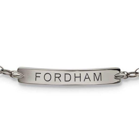 Fordham Monica Rich Kosann Petite Poesy Bracelet in Silver - Image 2