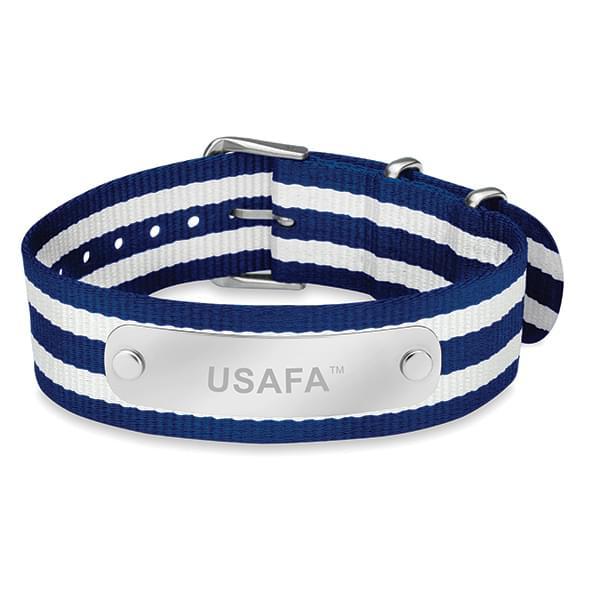 US Air Force Academy NATO ID Bracelet