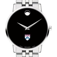 University of Pennsylvania Men's Movado Museum with Bracelet