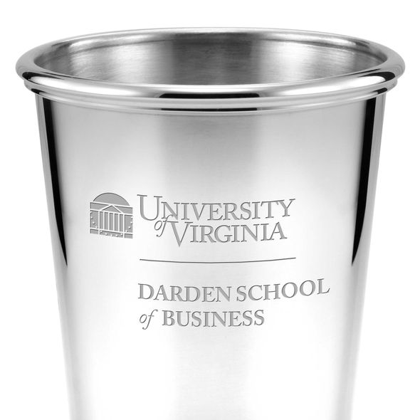 UVA Darden Pewter Julep Cup - Image 2