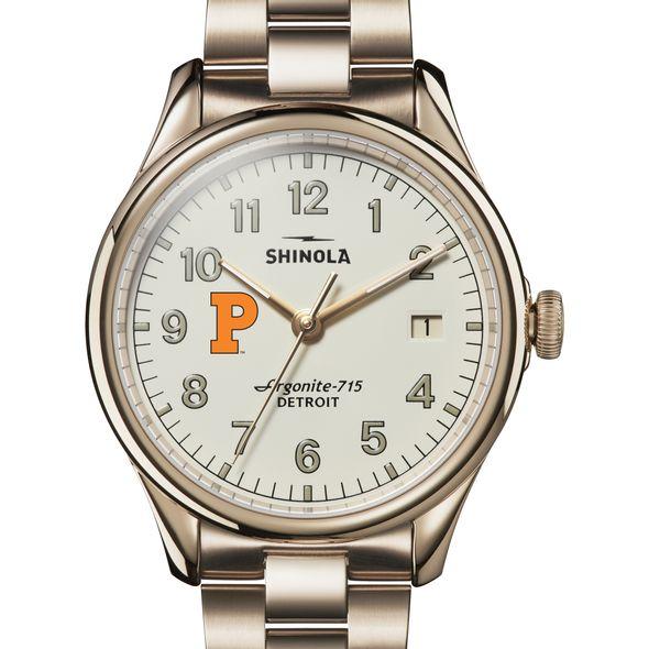 Princeton Shinola Watch, The Vinton 38mm Ivory Dial