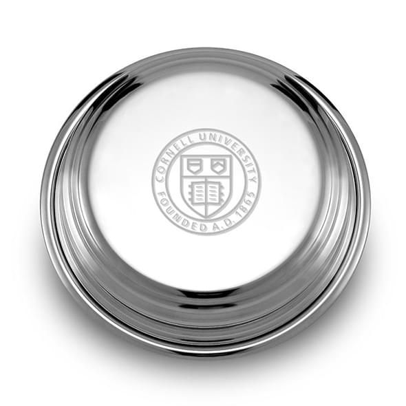 Cornell Pewter Paperweight