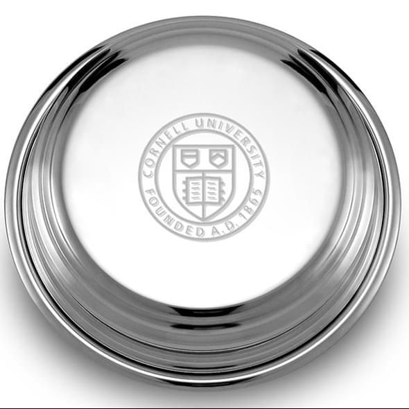 Cornell Pewter Paperweight - Image 2