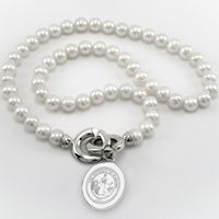 Alabama Pearl Necklace with Sterling Silver Charm