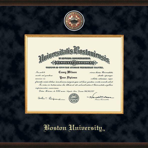 BU Diploma Frame - Excelsior - Image 2