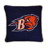 Bucknell Handstitched Pillow