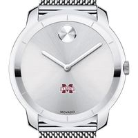Mississippi State Men's Movado Stainless Bold 44