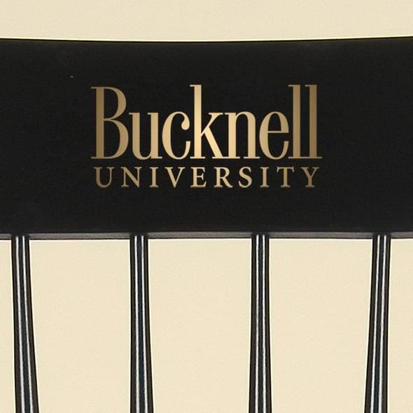 Bucknell University Captain's Chair by Hitchcock - Image 2