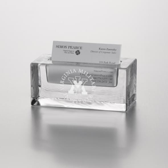 VMI Glass Cardholder by Simon Pearce - Image 2