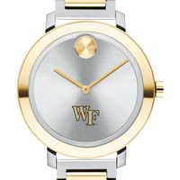 Wake Forest University Women's Movado Two-Tone Bold 34