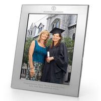 Stanford Polished Pewter 8x10 Picture Frame