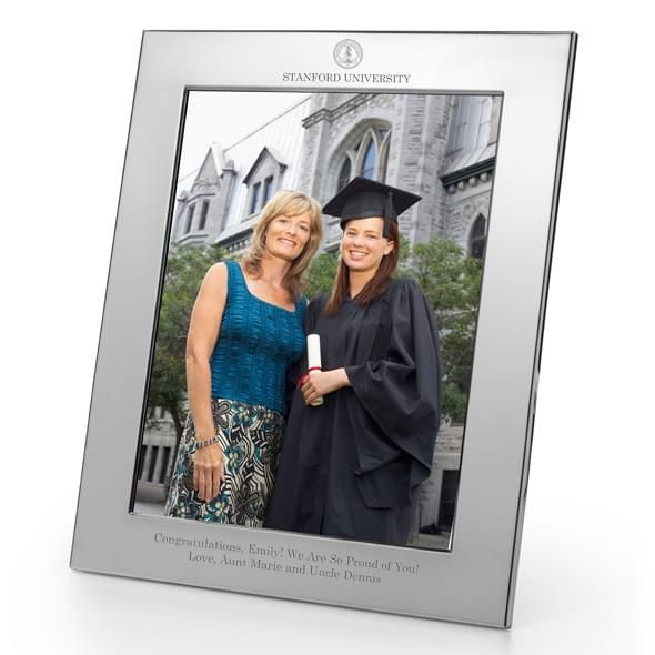 Stanford Polished Pewter 8x10 Picture Frame - Image 2