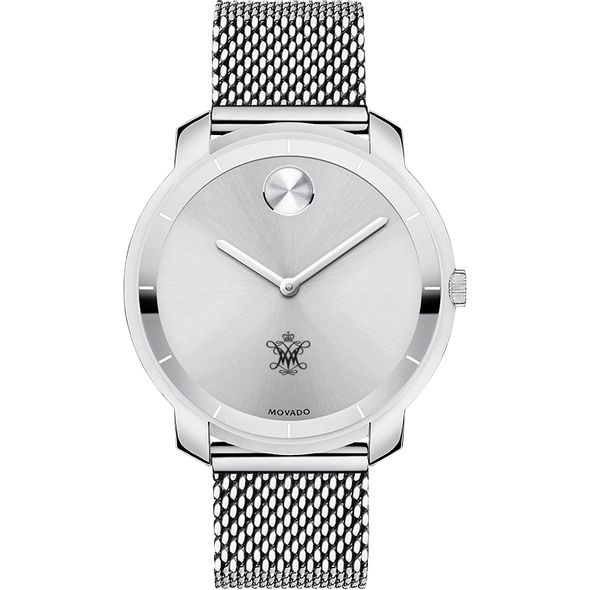 College of William & Mary Women's Movado Stainless Bold 36 - Image 2