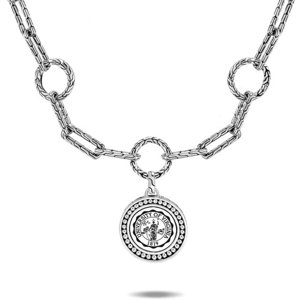 UVA Amulet Necklace by John Hardy with Long Links and Three Connectors - Image 3