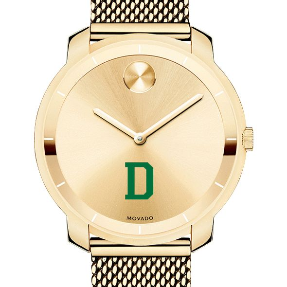 Dartmouth College Women's Movado Gold Bold 36