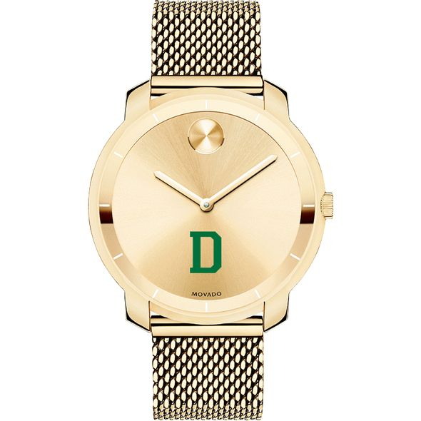 Dartmouth College Women's Movado Gold Bold 36 - Image 2