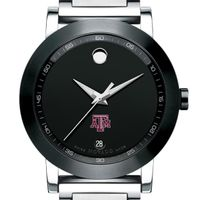 Texas A&M Men's Movado Museum Sport Bracelet