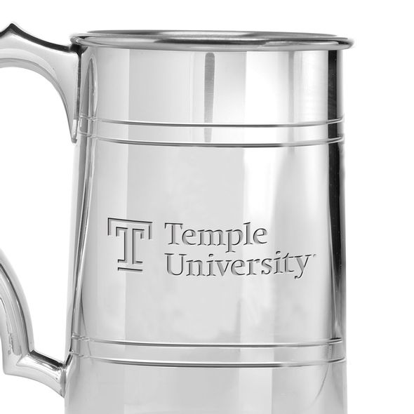Temple Pewter Stein - Image 2