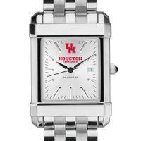 Houston Men's Collegiate Watch w/ Bracelet