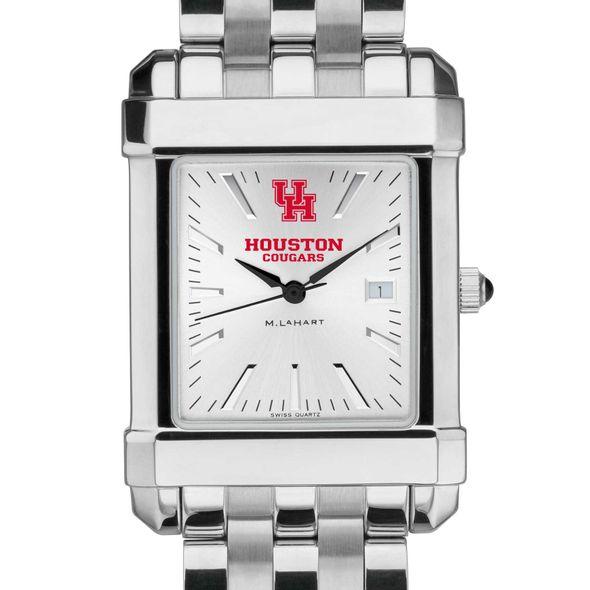 Houston Men's Collegiate Watch w/ Bracelet - Image 1